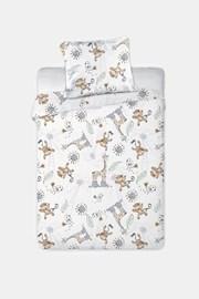 Pościel do łóżeczka dziecięcego Zwierzątka
