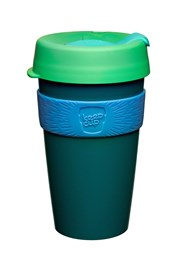 Kubek podróżny Keepcup zielony 454 ml