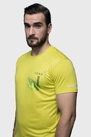 Żółty T-shirt LOAP Malty