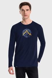 Niebieska koszulka LOAP Albert