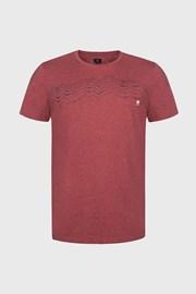 Czerwony T-shirt LOAP Bengal