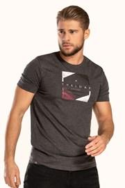 Ciemnoszary T-shirt LOAP Bender