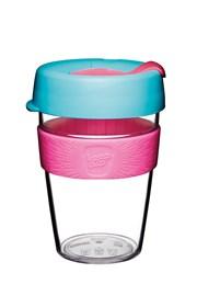 Kubek podróżny z tritanu Keepcup różowy 340 ml