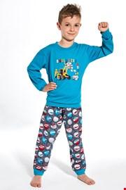 Chłopięca piżama Caps