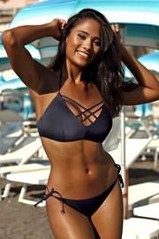 Górna część damskiego kostiumu kąpielowego Bora Bora Black