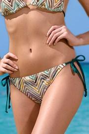 Majtki od stroju kąpielowego bikini Zanzi