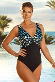 Jednoczęściowy damski kostium kąpielowy Alhandra Curves