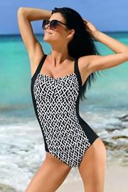 Jednoczęściowy damski kostium kąpielowy Palawan