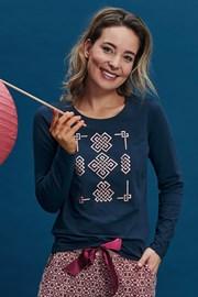 Bluza od piżamy Amira