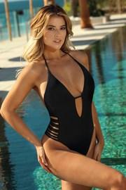 Jednoczęściowy damski kostium kąpielowy Kenya