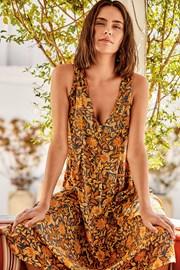 Sukienka plażowa Saffron
