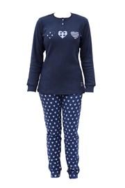 Ciepła damska piżama Belen