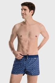Niebieskie szorty kąpielowe Captain Blues