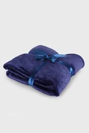 Luksusowy koc Astratex niebieski