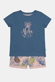 Dziewczęca piżama Aloha Pineapple