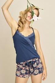 Damska piżama Flowers