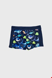Chłopięce bokserki kąpielowe Ocean
