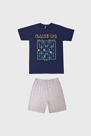 Chłopięca piżama Game On