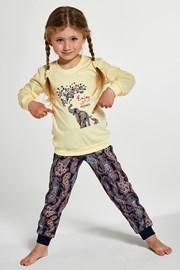 Dziewczęca piżama Elephants