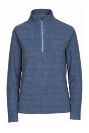 Niebieska damska bluza sportowa Meadows