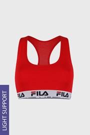 Biustonosz sportowy FILA Underwear Red