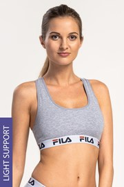 Biustonosz sportowy FILA Underwear Grey