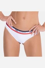 Damskie figi FILA Underwear White Brazilian