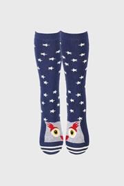 Podkolanówki dziewczęce Owl