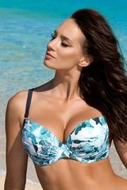 Górna część damskiego kostiumu kąpielowego Gabriella Blue