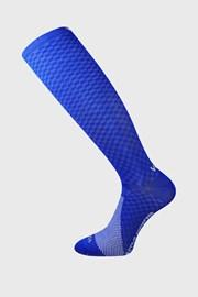 Podkolanówki kompresyjne Lithe niebieskie