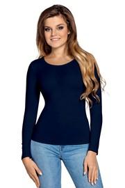 Damski T-shirt z długimi rękawami Melani