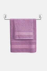Bambusowy ręcznik Moreno fioletowy