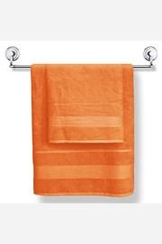 Bambusowy ręcznik Moreno pomarańczowy