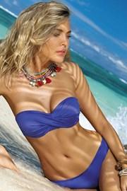 Dwuczęściowy damski kostium kąpielowy Silvia Push-Up