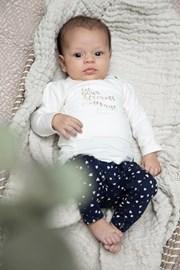 Niemowlęce spodnie dresowe Baby Hearts