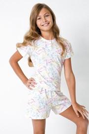Dziewczęca piżama Jednorożec II