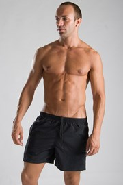 Męskie szorty kąpielowe czarne