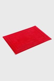 Dywanik łazienkowy Jasmina czerwony