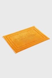 Dywanik łazienkowy Jasmina pomorańczowy