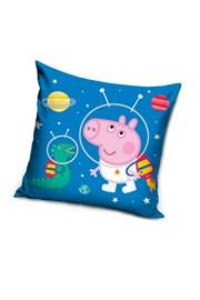 Poszewka na poduszkę Peppa w Kosmosie