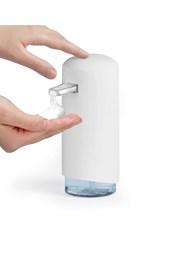 Dozownik do mydła w płynie Compactor biały
