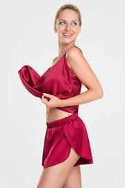Damskie krótkie spodenki od piżamy Valenthia