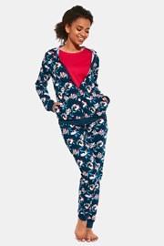 Damski komplet piżamowy Roxy z bluzą