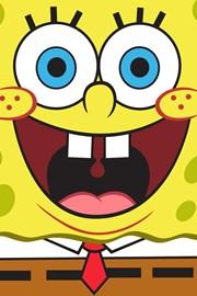 Dziecięcy ręcznik SpongeBob