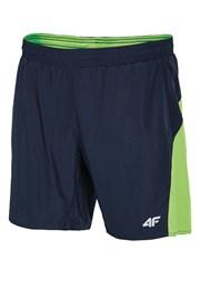 Męskie szorty sportowe 4F Niebieskie