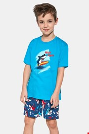 Chłopięca piżama Shark Surf