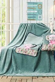 Dziecięca poduszka i kocyk w jednym - Słoń