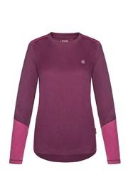 Damska fioletowa koszulka funkcyjna LOAP Peony