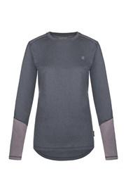Ciemnoniebieska damska koszulka funkcyjna LOAP Peony