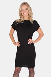 Sukienka EVONA Woda czarna